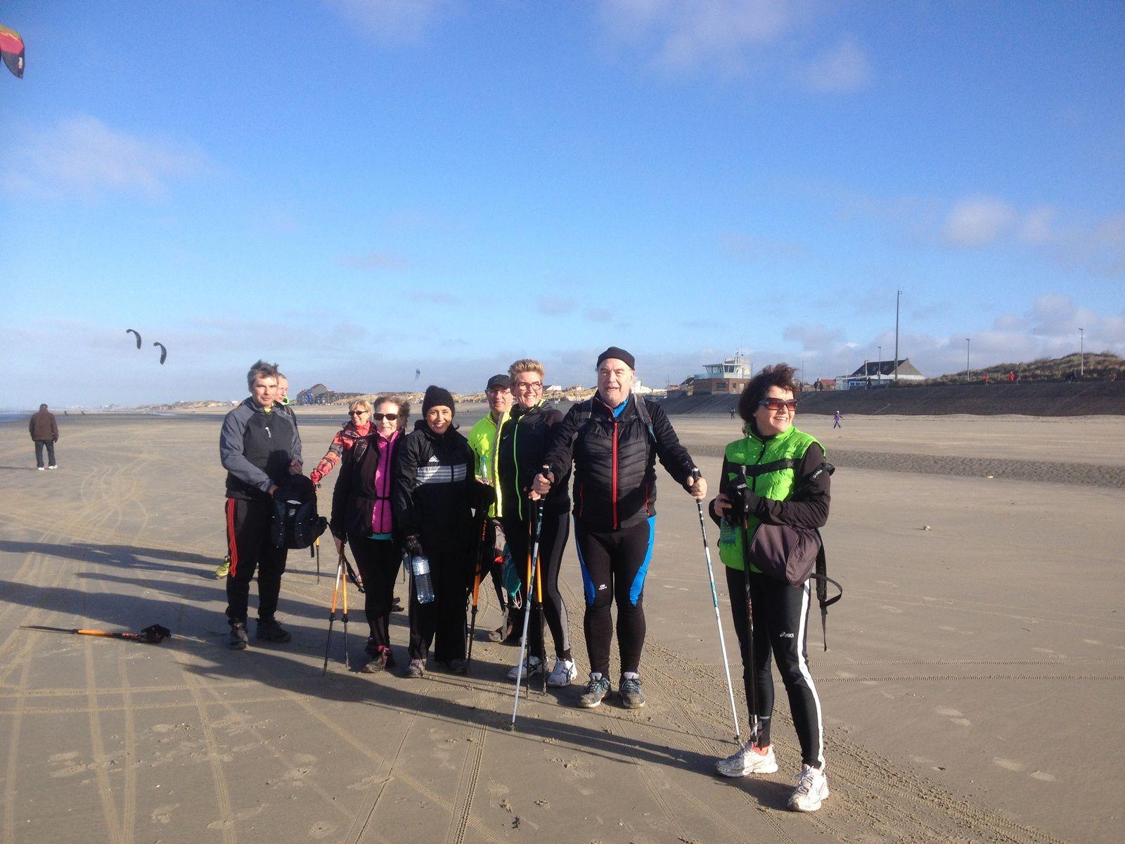 Sortie à la plage le mardi 17 février
