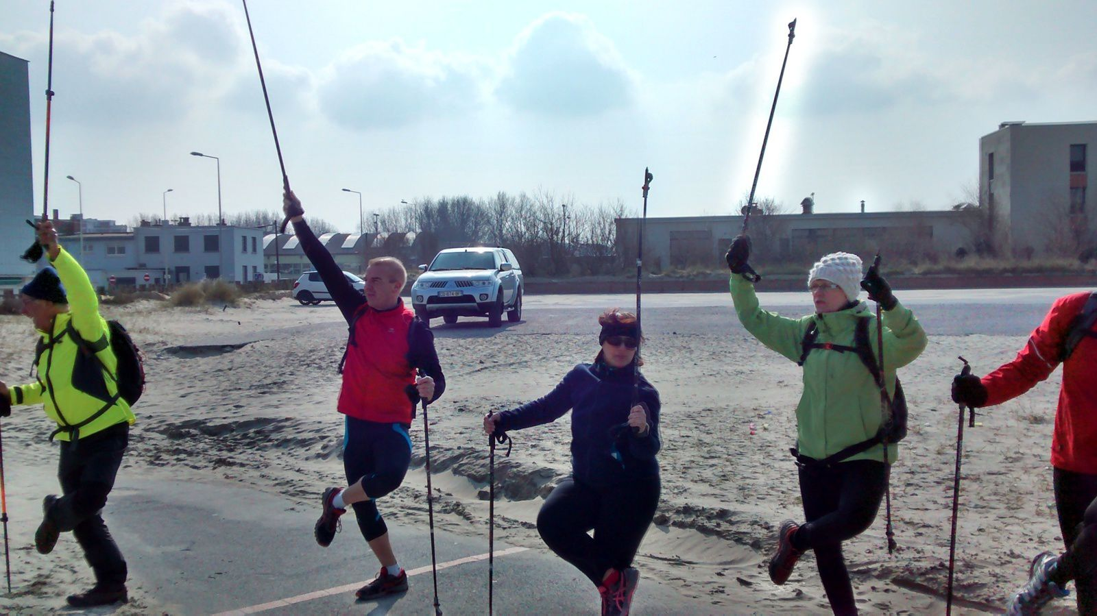 Séance du samedi 14 mars plage de Malo