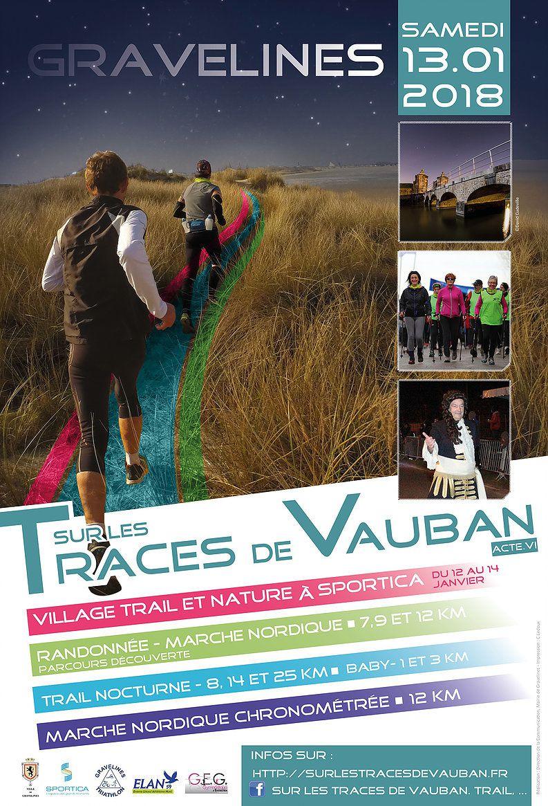 Sur les traces de Vauban le samedi 13 janvier