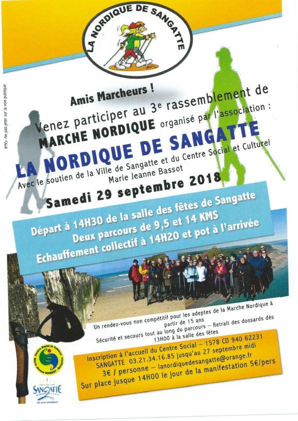 La Nordique de Sangatte le samedi 29 septembre