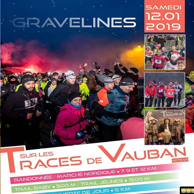 Sur les traces de Vauban le samedi 12 janvier