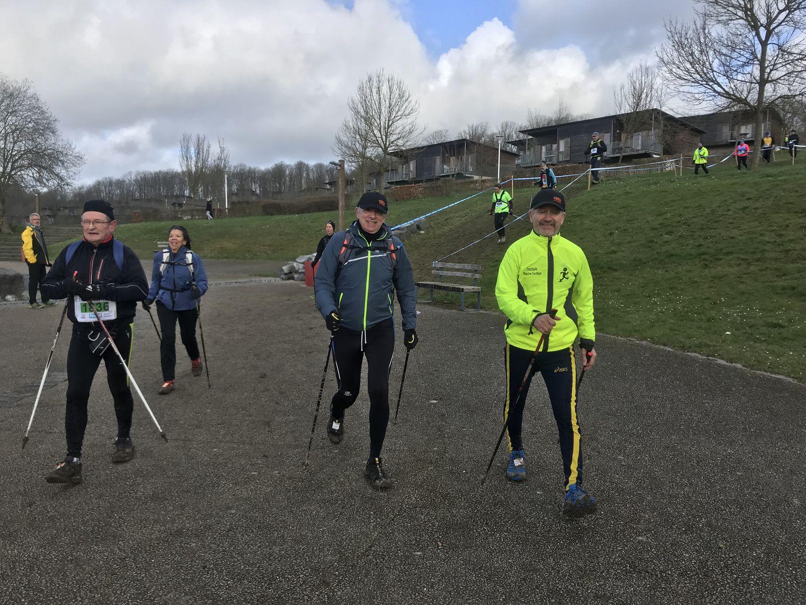 Trail du ValJoly le dimanche 1er mars
