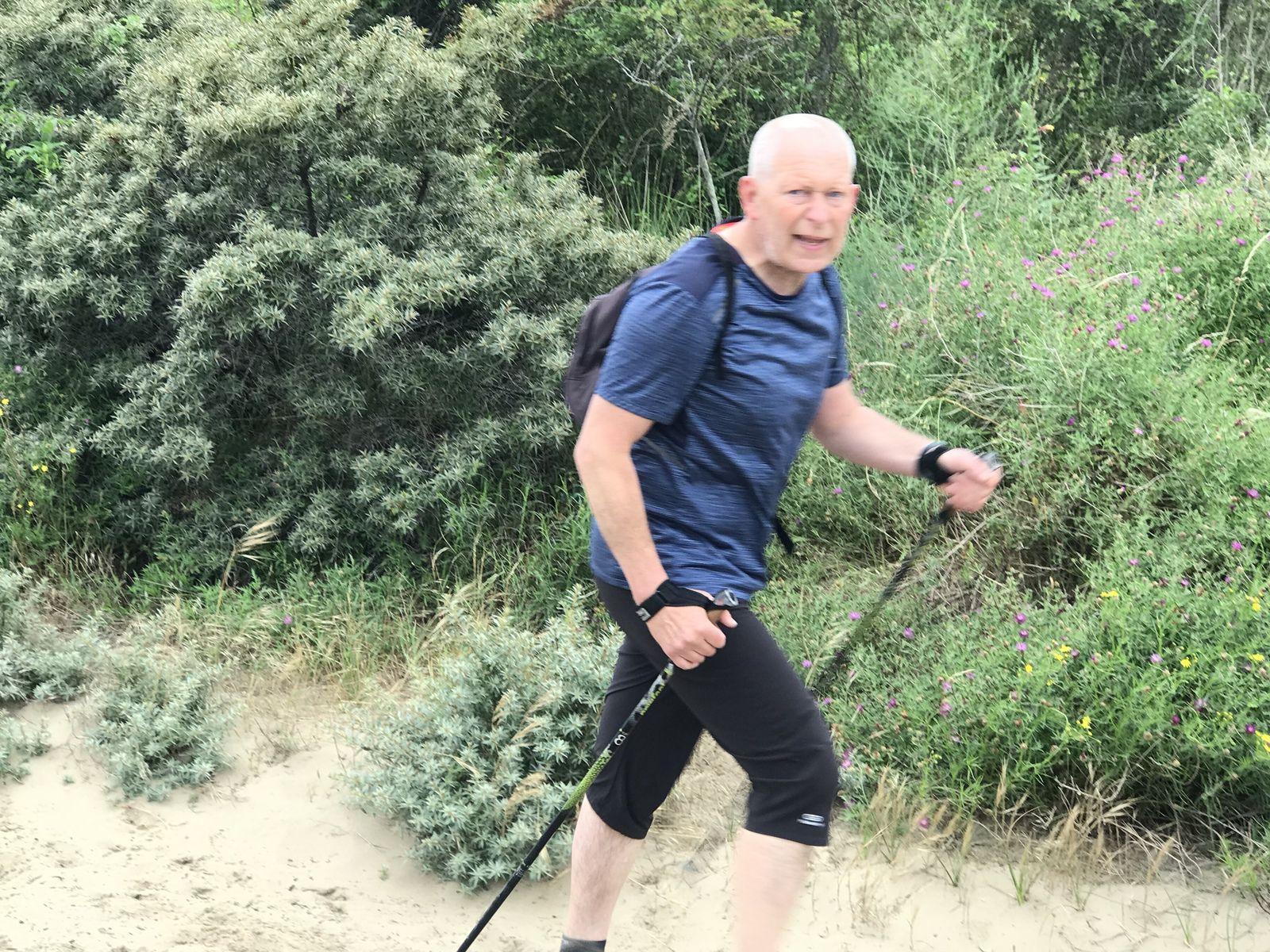 Sortie dans la dune Dewulf le dimanche 5 juillet