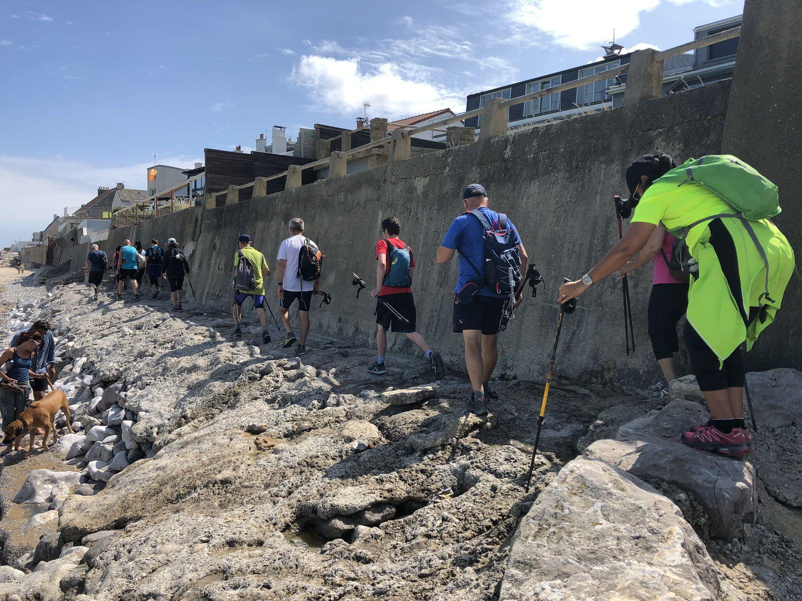 La sortie au Cap Blanc Nez le 19 juillet