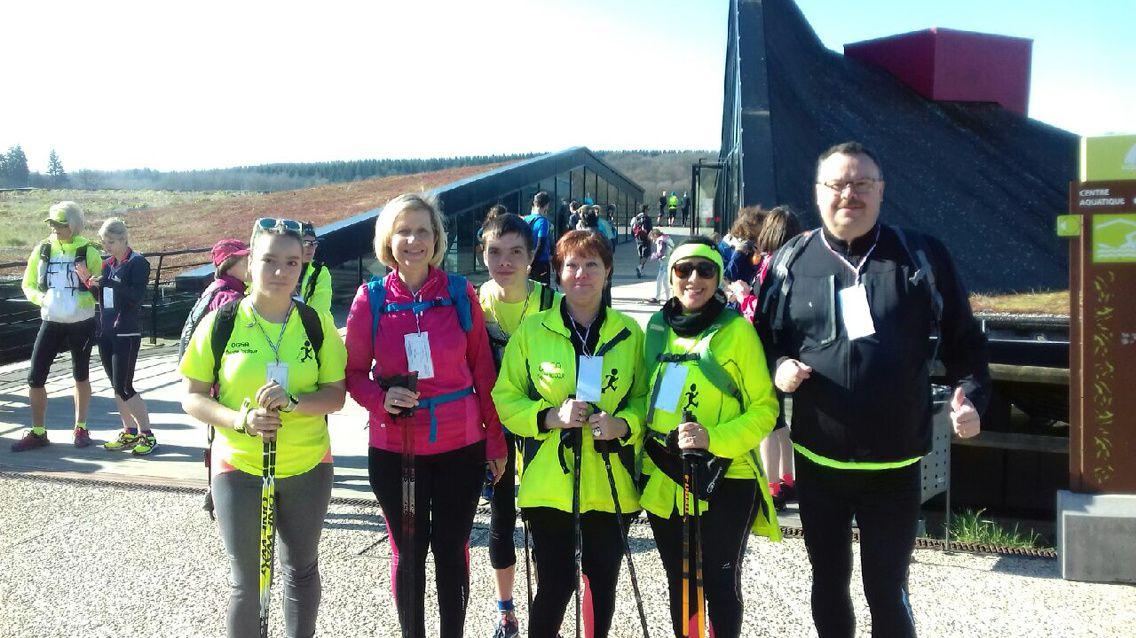 Trail du ValJoly le dimanche 26 mars