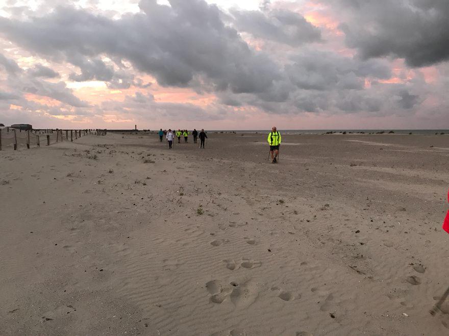 Séance du mercredi 4 octobre à la plage