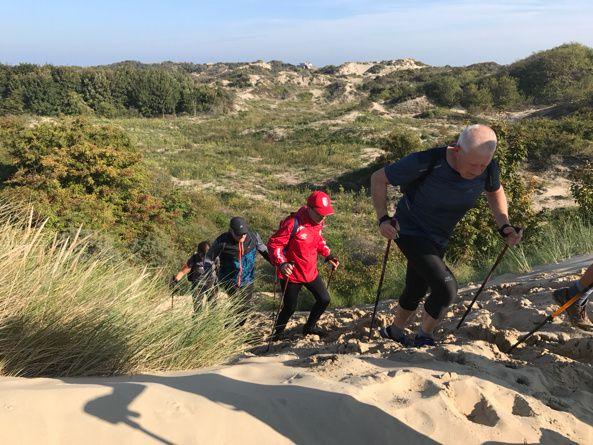 Sortie dans la dune Dewulf le 24 septembre