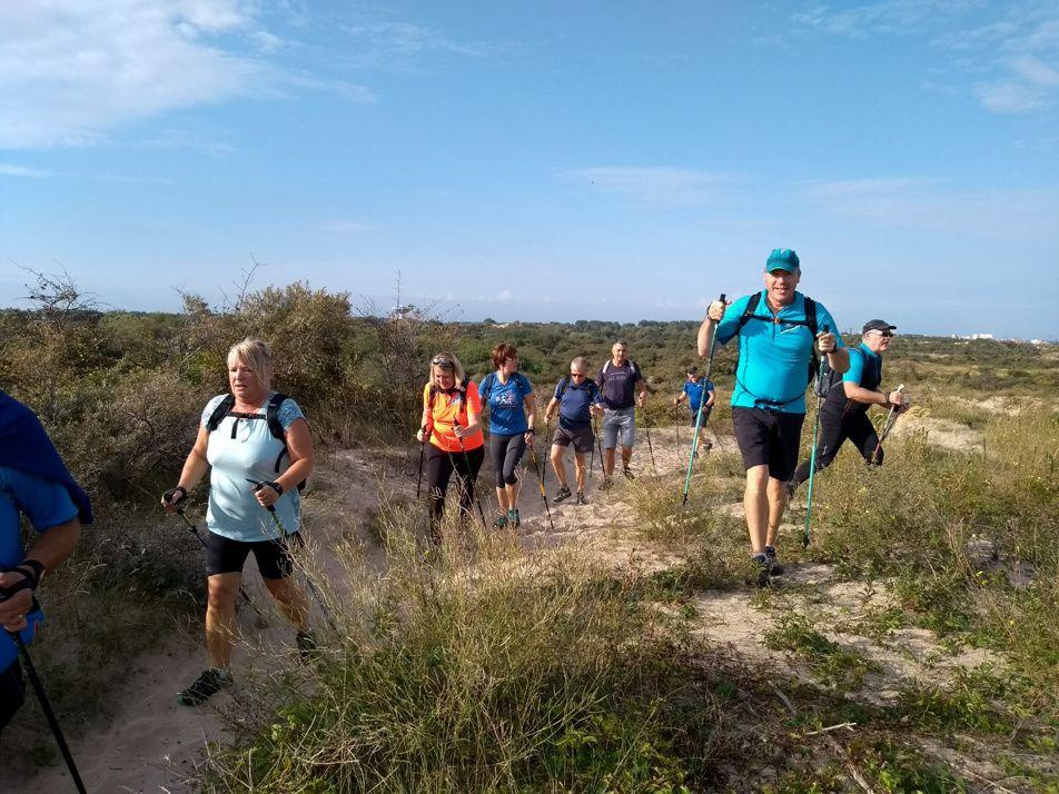 Sortie dans les dunes de Leffrinckoucke le dimanche 22 septembre