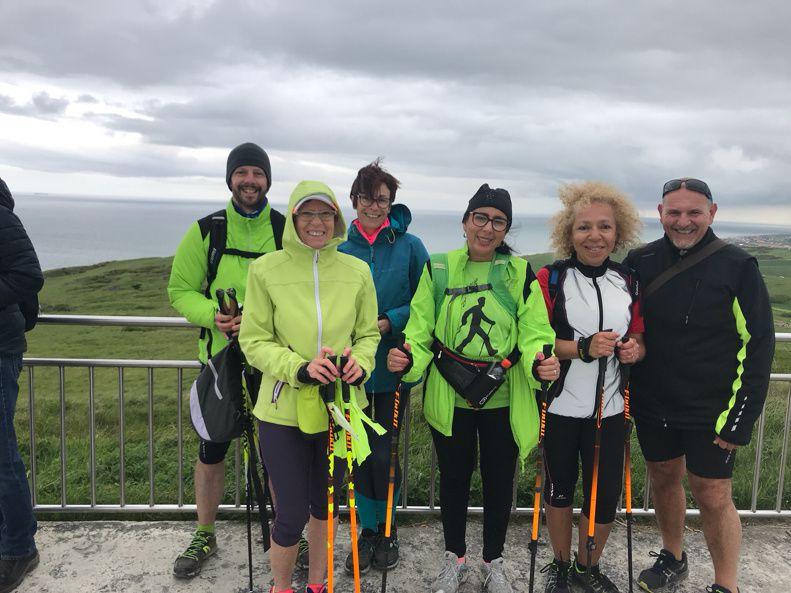 Ascension du Cap Blanc Nez le 10 mai