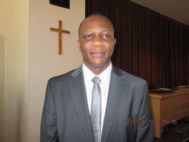 Abbé François PONGO, nouveau docteur en théologie biblique