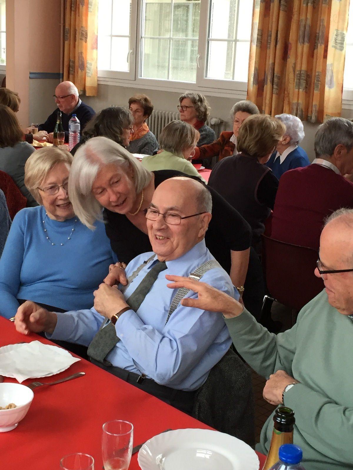 Journée du Partage : repas convivial et tournoi euphorique