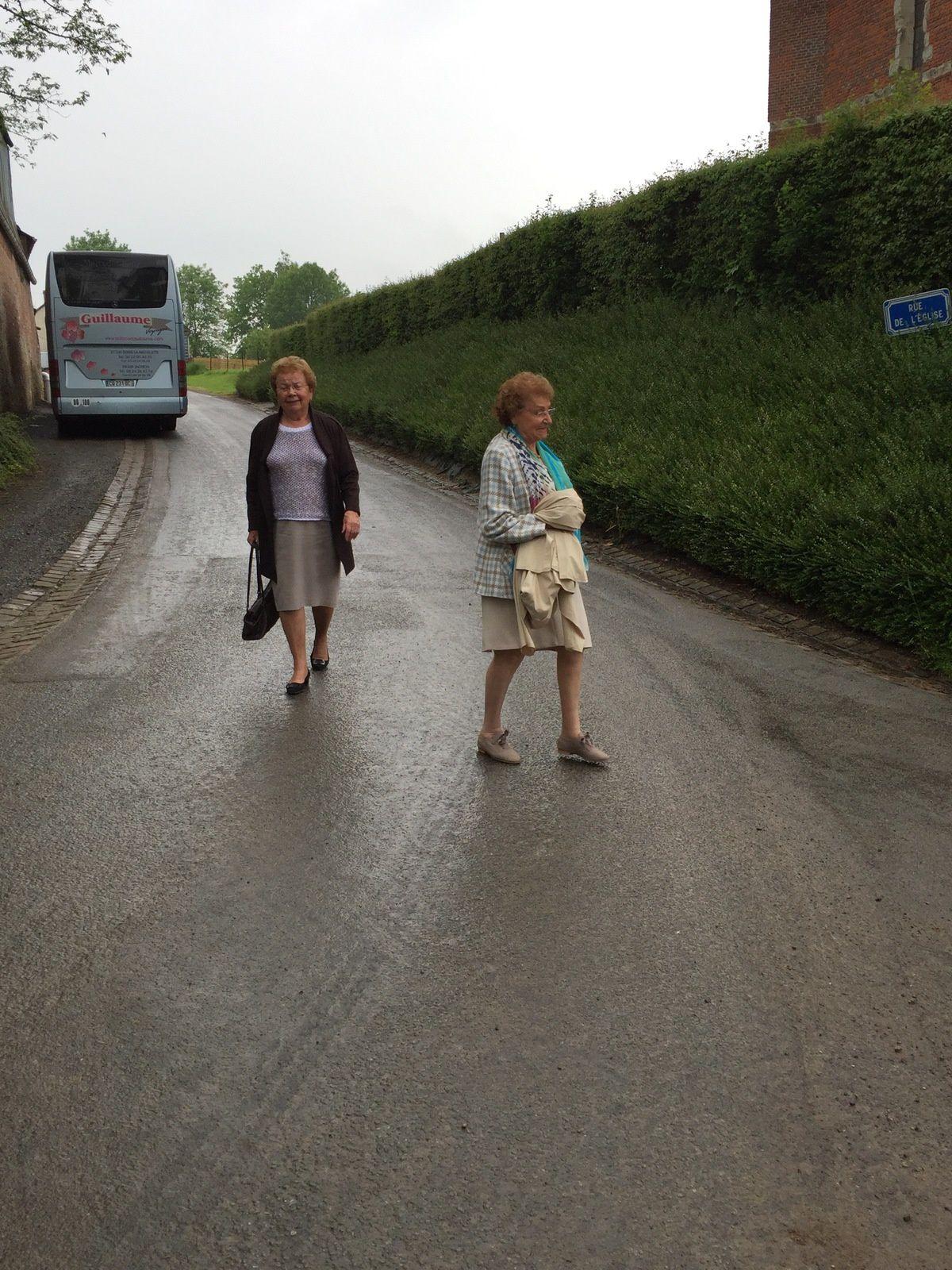 Retour sur une Une journée en Thiérache française