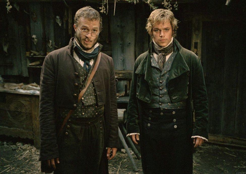 Estos NO son los Hermanos Grimm