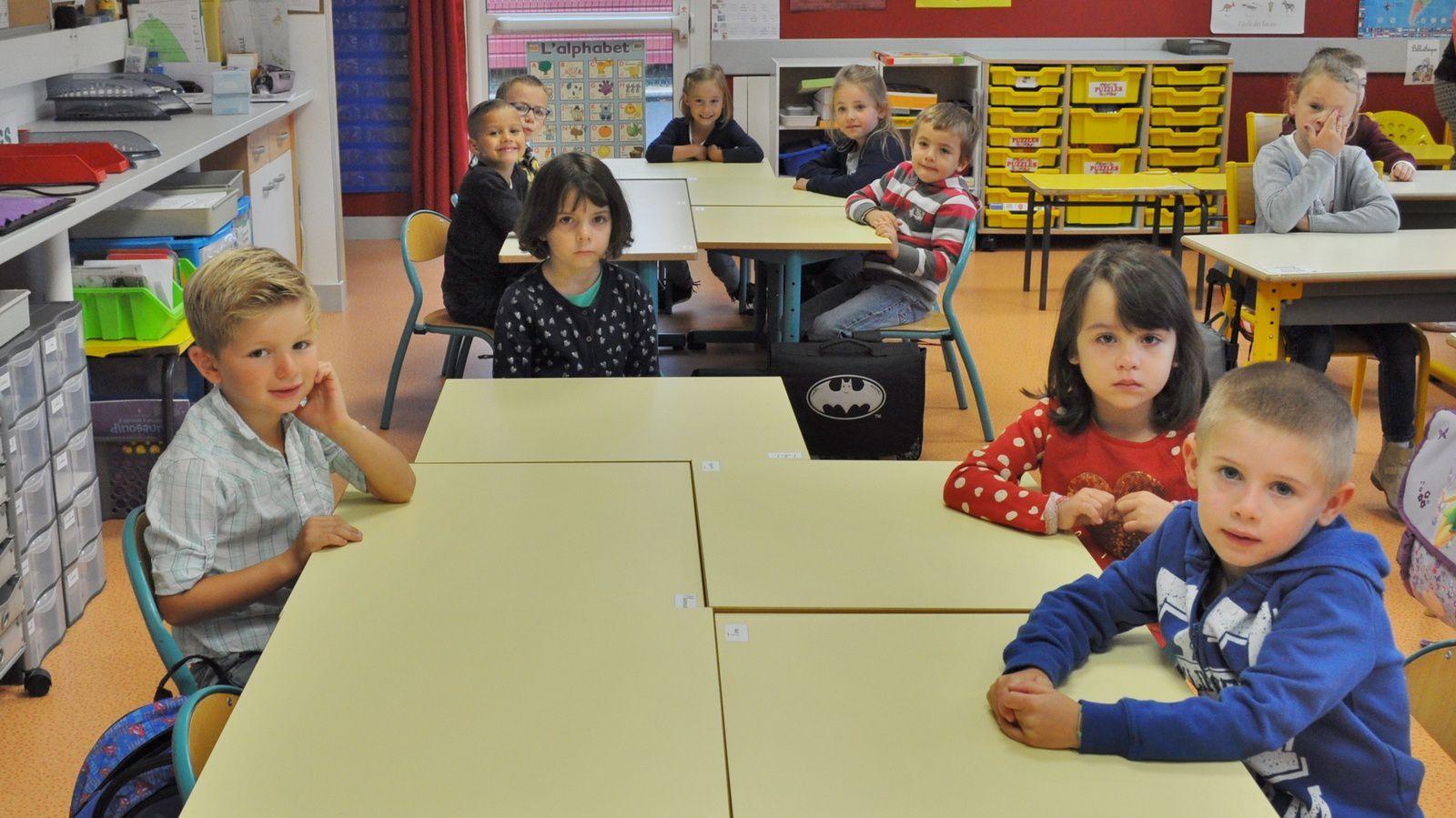 Classe de Martine : GS et CP