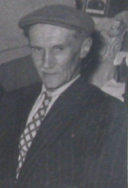 Charles Ferrou, ancien combattant qui s'est illustré au Chemin des Dames