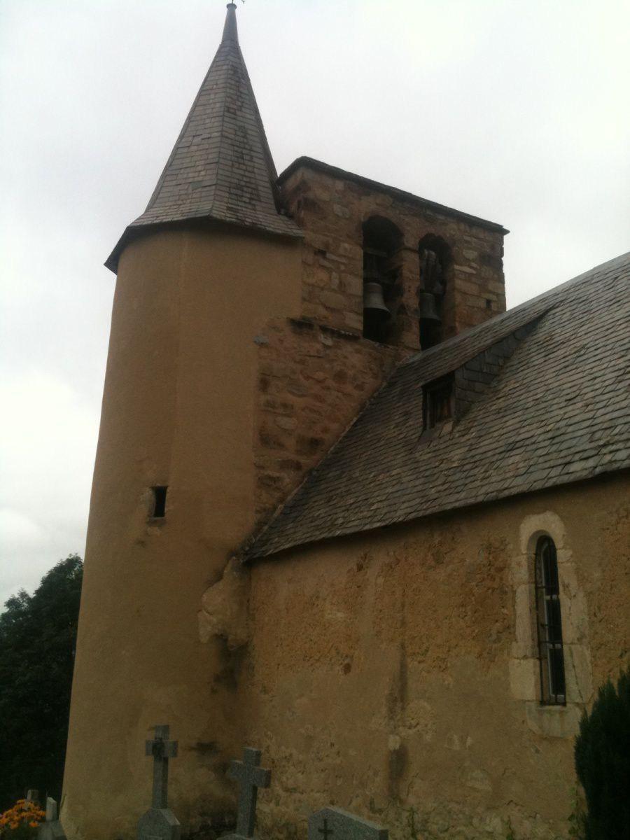 L'église de Ris
