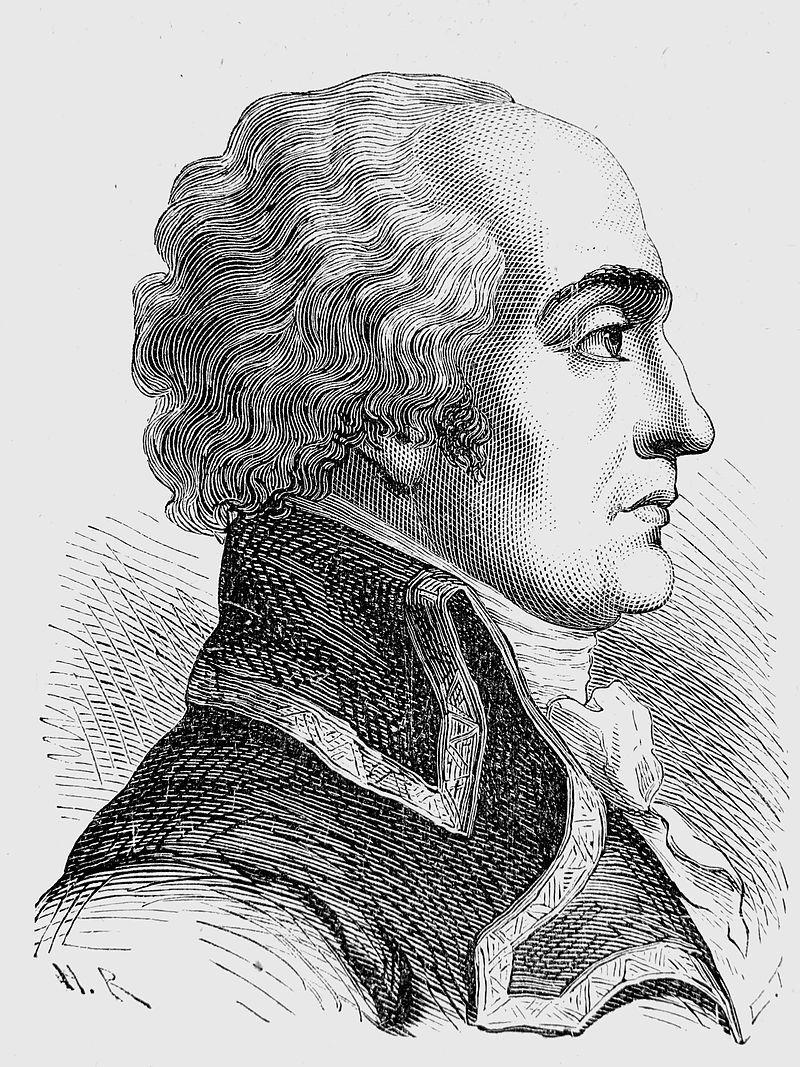 Joseph Marie Servan de Gerbey (1741-1808)