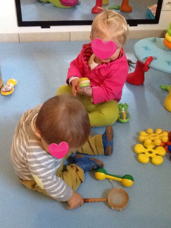 Eveil musical ou comment apprendre le partage