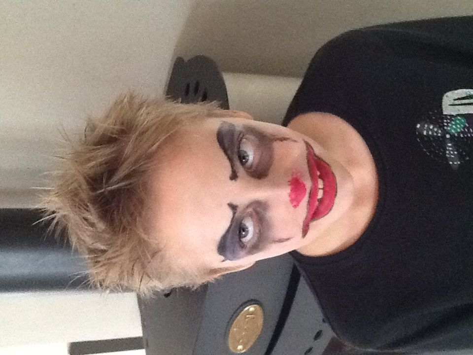 Maquillage Halloween 👺👹💀avec Créapause !!