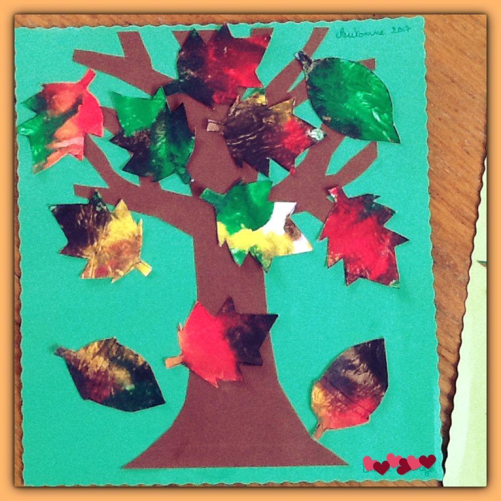 🍂 Nos arbres d'Automne 🍁