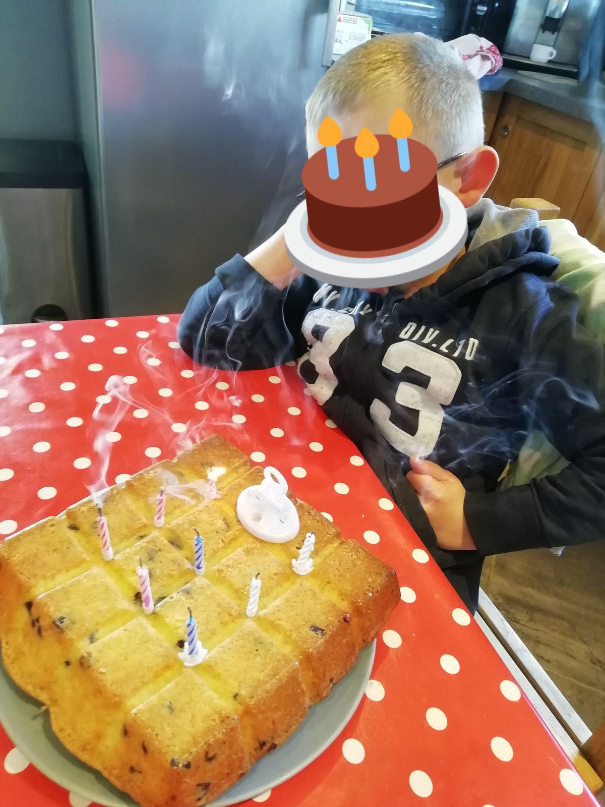 Joyeux anniversaire grand G.