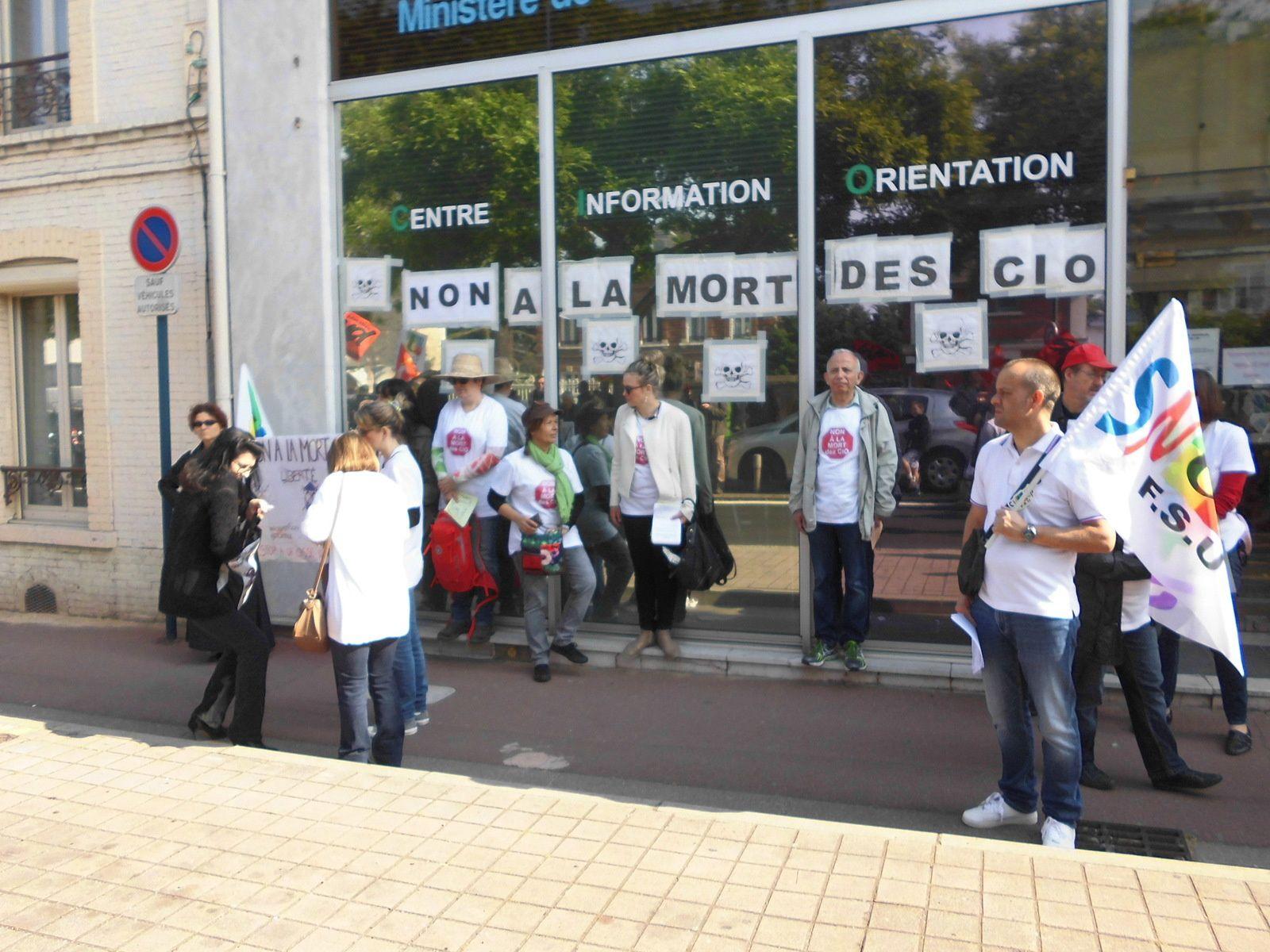22 mars à Mantes-la-Jolie. Manifestations au pluriel pour défendre le service public