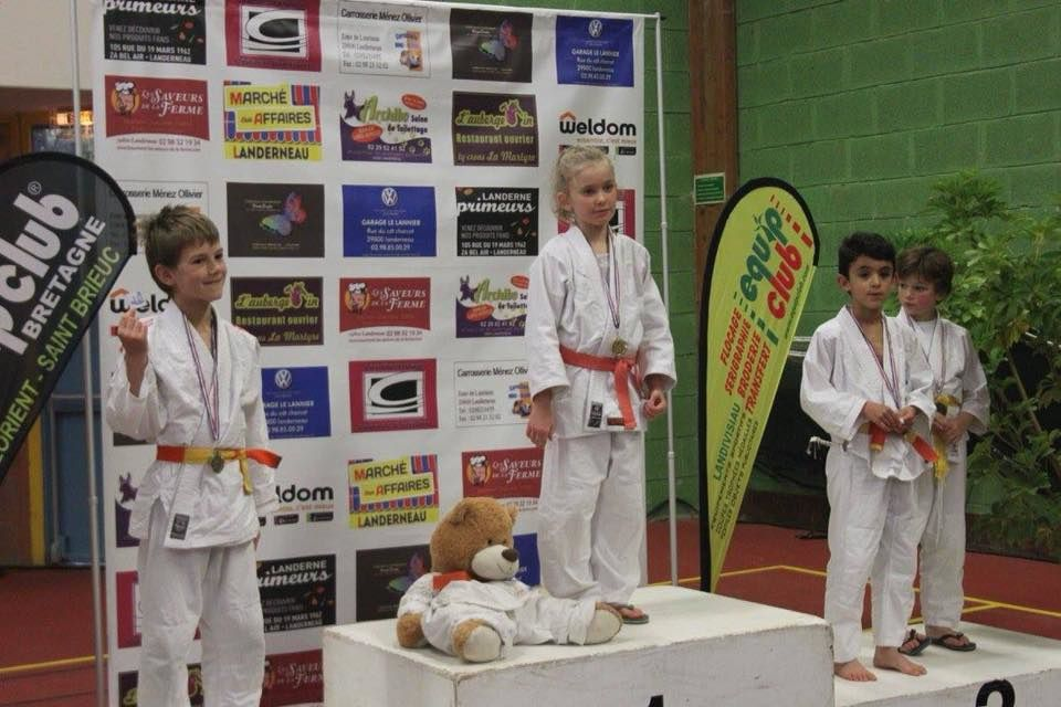 Photos de l'interclubs de Landerneau
