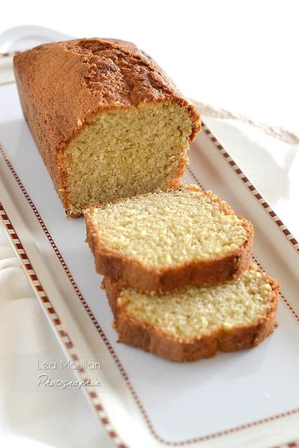 Cake à la vanille et noix de coco