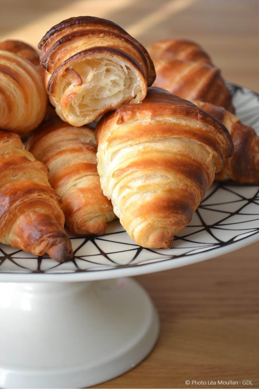 Croissants 0% culpabilité (au yaourt)