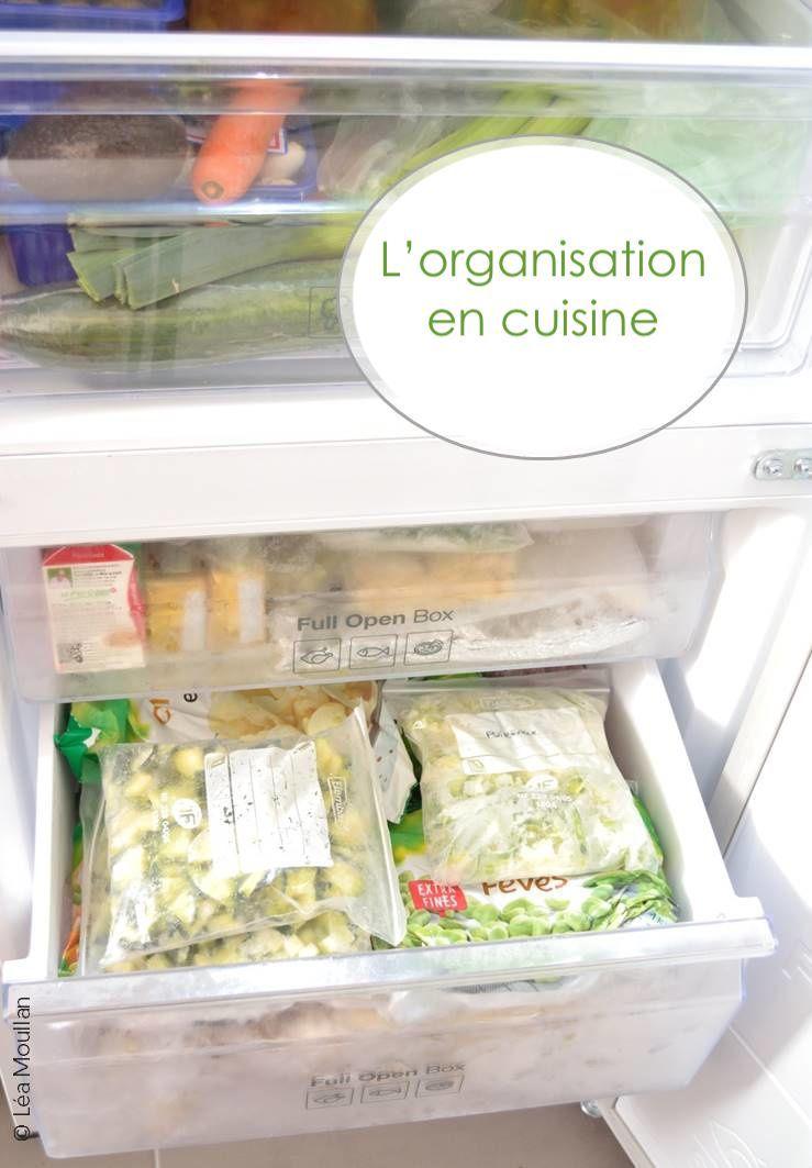 S'organiser en cuisine
