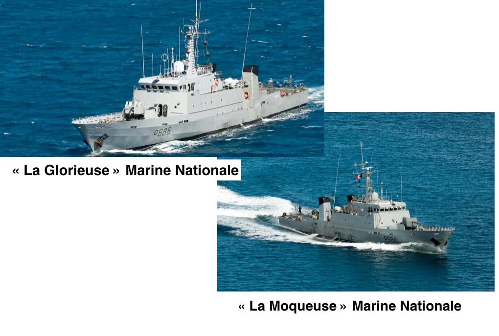 Au sénat : nous devons augmenter les moyens de nos forces militaires dans l'indopacifique