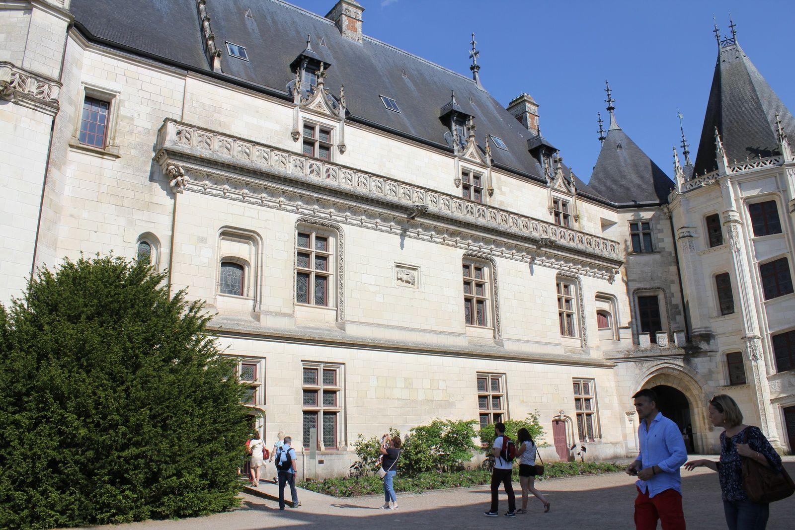 Promenade au festival international des jardins de Chaumont-sur-Loire