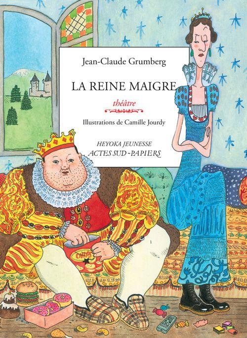 """"""" Côté Jardin 2017 """" Dimanche 25 juin16h   Cie MAQUIS'ARTS   """" La Reine Maigre """""""