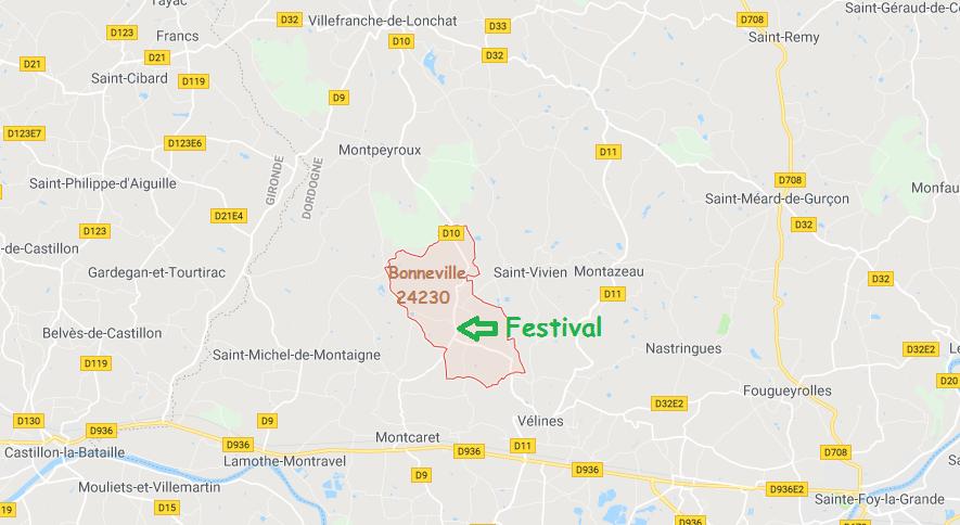 Programmation Réservation Festival Côté Jardin 2018