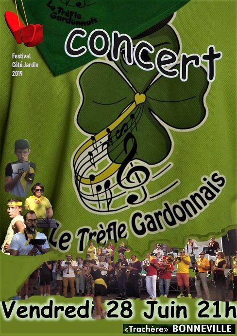 Vendredi  28 juin, la 13ème édition du Festival Côté Jardin est sur sa lancée !