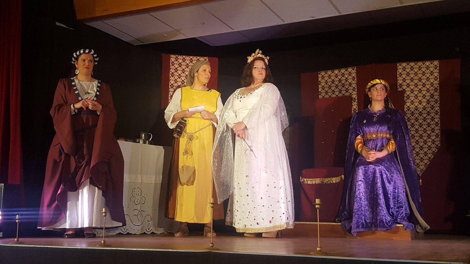 Mosaïques présente : Conte de Faits de et par les Compagnons du Théâtre