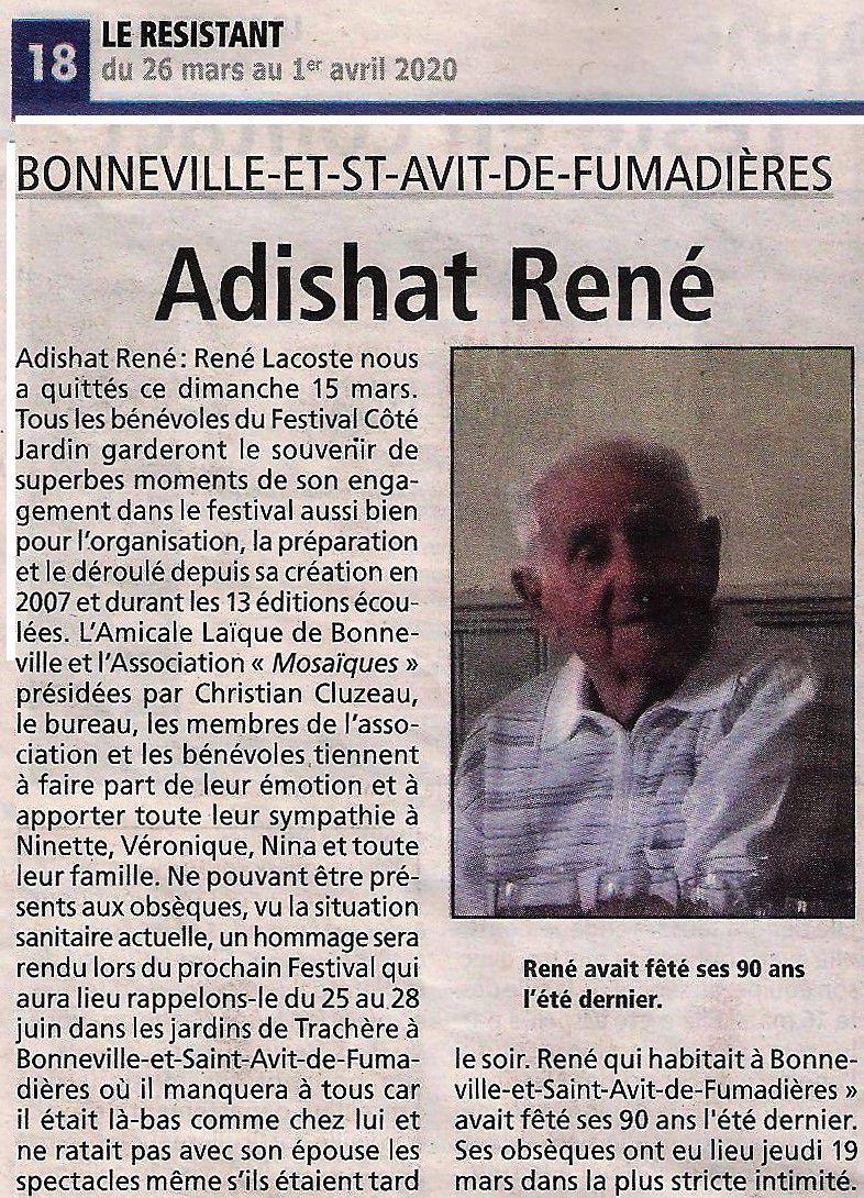 René, au revoir.