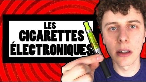 Vidéos - Norman a testé la cigarette électronique
