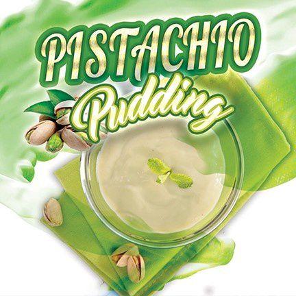 Test - Eliquide - Pistachio Pudding de chez VVV Signature