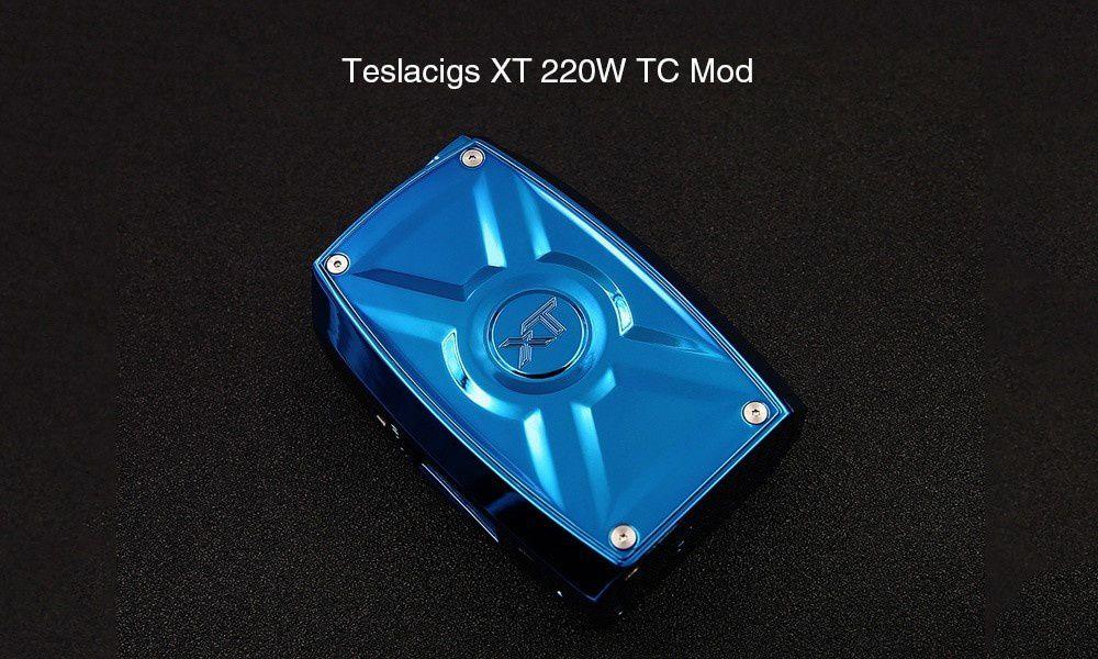 Vape batch - XT 220W TC de chez Teslacigs