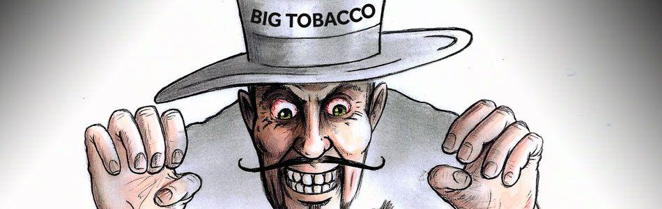 L'empire du tabac contre-attaque !
