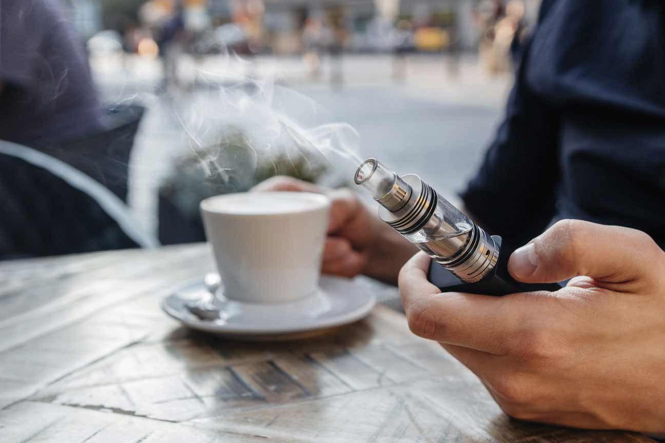 Un tournant pour la cigarette électronique en France