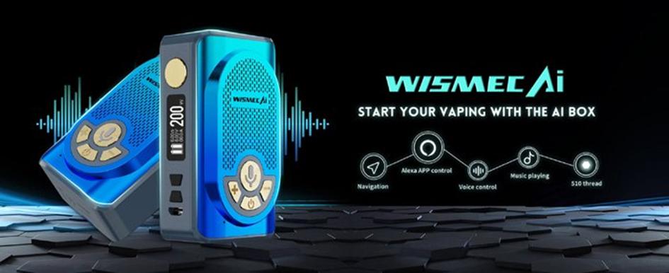 Vape batch - AI 200W de chez Wismec