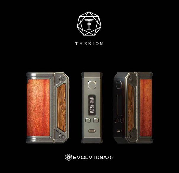 Test - Box - Therion BF DNA75C de chez Lost Vape