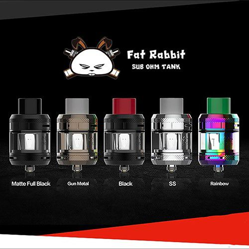 Vape batch - Fat Rabbit de chez Hellvape