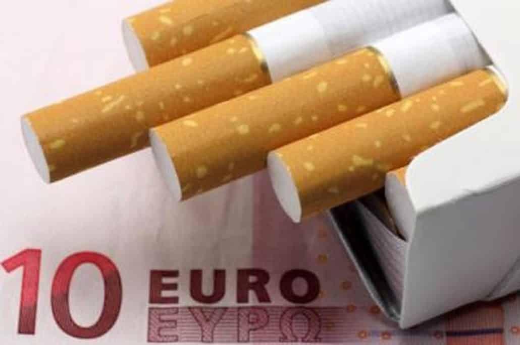 Nouvelle hausse du prix du tabac pour le 1er mars
