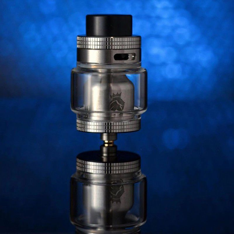 Vape batch - Solomon Mesh RTA de chez Kaees