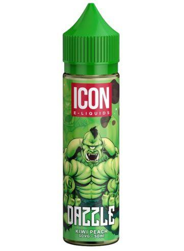 Test - Eliquide - Dazzle gamme Icon de chez J Well