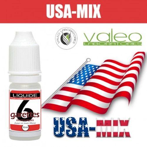 Test - Eliquide - USA MIX de chez 6 Garettes