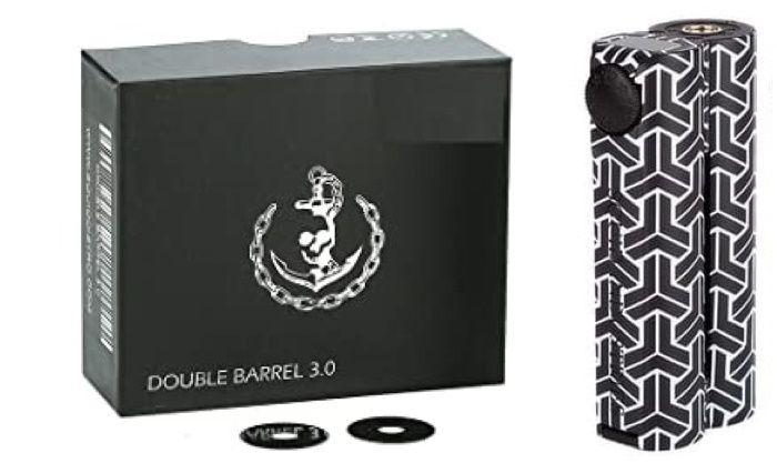 Test - Box - Double Barrel V3 de chez Squid Industries